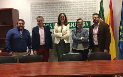 Xtrema Fruit recibe el respaldo de la Junta de Extremadura para ser la nueva cita de referencia del sector agrícola