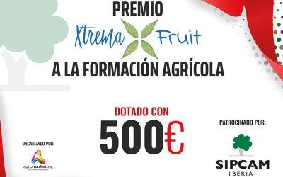 Los asistentes a XTREMA FRUIT podrán ganar 500 euros en metálico