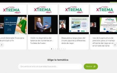 Agromarketing logra más de 700 profesionales agrícolas siguiendo en directo Xtrema Fruit